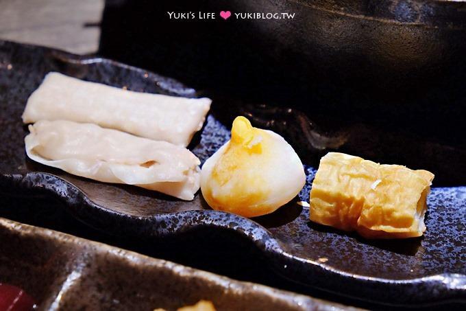 台中美食【春秋戰鍋壽喜燒】冒煙霜降牛吃到飽、噱頭十足所以我來了、千葉火鍋集團(平價無海鮮) - yukiblog.tw