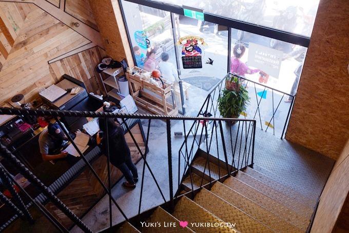 台中【Pizza Factory披薩工廠】沙坑×平價披薩餐廳~有甜甜圈pizza、派大星pizza(中科店)親子聚餐推薦餐廳 - yukiblog.tw