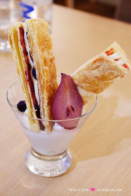 東區下午茶【Room 4 Dessert】優雅藝術擺盤甜點、蛋糕~名人秘密基地 @忠孝敦化站 - yukiblog.tw