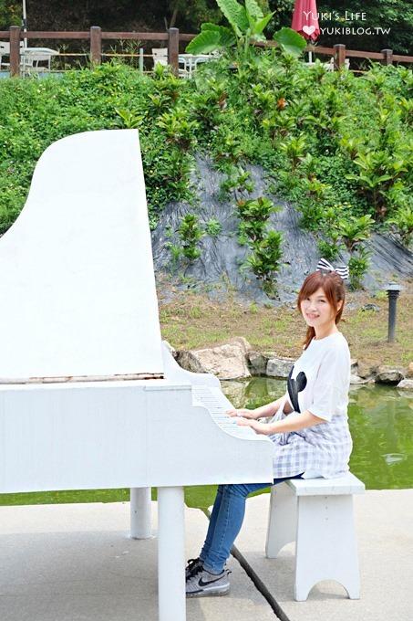 落羽松景點》心鮮森林LOVE大草皮拍照景點×踏青親子遊 - yukiblog.tw