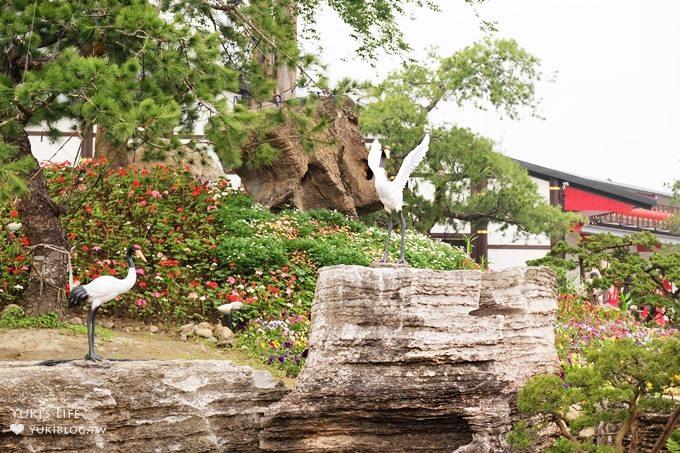 2016南投新景點【桃太郎村】結合熊本城、日本街×台灣影城桃太郎故事可愛村莊(竹山景點) - yukiblog.tw