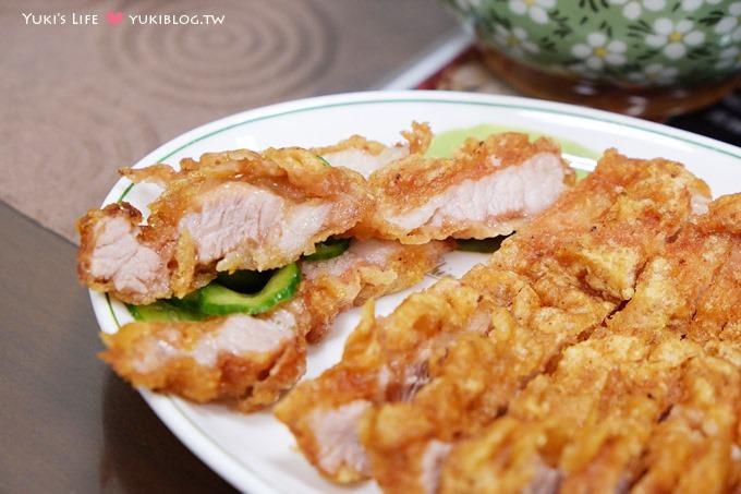 樹林美食/樹林夜市【大榮肉粥】在地好滋味~紅燒肉、肉粥、板條、炸豆腐…都推薦 @樹林火車站 - yukiblog.tw