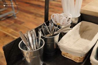 台北新亮點【農人餐桌】真食物好味道×質感與美味兼顧不只是親子餐廳@捷運中正紀念堂 - yukiblog.tw