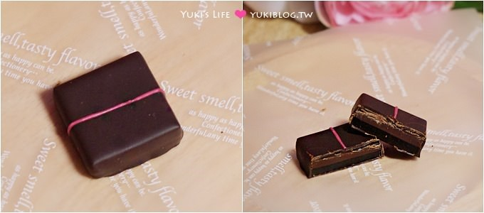 台北【安娜可可藝術坊 Anna Cocoa Art】馬卡龍、手製巧克力、閃電泡芙情人節禮盒~不甜膩的莊園級享受❤ - yukiblog.tw
