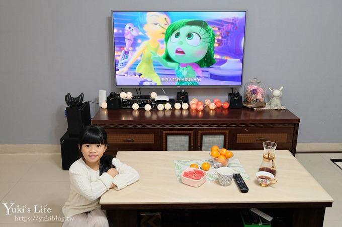 大型液晶电视推荐《BenQ护眼电视》首创舒眠模式×智慧蓝光~全家人的电影院!(E55-700) - yukiblog.tw