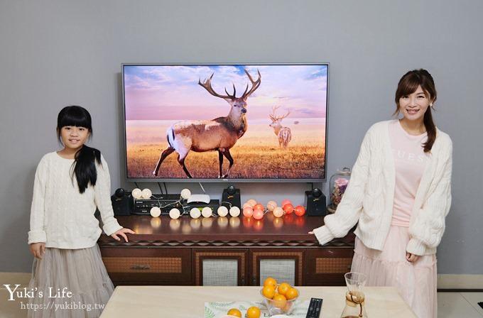 大型液晶電視推薦《BenQ護眼電視》首創舒眠模式×智慧藍光~全家人的電影院!(E55-700) - yukiblog.tw
