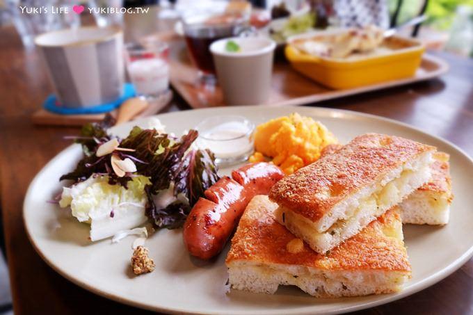 桃園龜山美食【hiii birdie 知鳥咖啡】明亮有小公園的友善親子餐廳、蛋糕超棒!