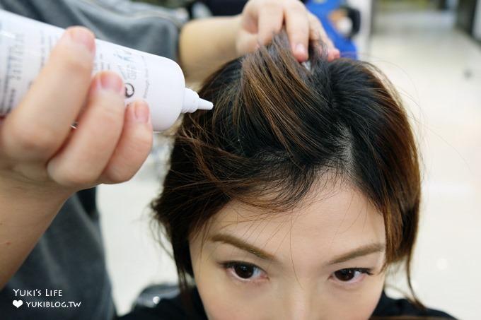 東區染髮推薦【M激賞髮型】秋天最適合耐看又顯白的淺棕色!忠孝復興站 - yukiblog.tw
