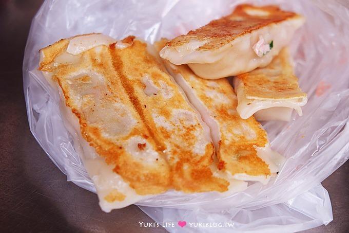 台中水餃【南京水餃鍋貼專賣店】巷子內高人氣在地好滋味小吃