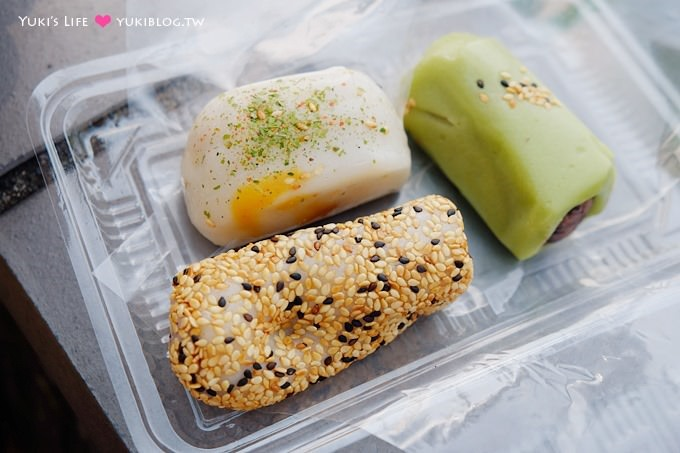 宜蘭小吃美食【游家麻糬米糕】市場中隱藏版的百年手工甜點~柔軟香甜