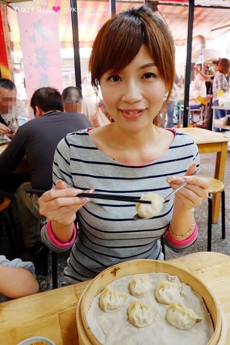 台中小吃食記【黃家園蒸餃館】平價、人爆炸多的餐館~飲料還免費暢飲 - yukiblog.tw