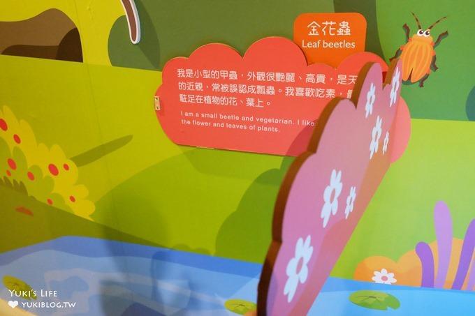 南投集集免費親子景點【jijibanana集元果觀光工廠】松鼠可愛故事館×沙坑球池溜滑梯放電好去處 - yukiblog.tw