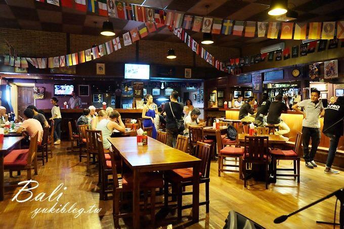 巴里島/峇里島美食【運動風異國餐廳酒吧】多國料理虜獲挑嘴的你 - yukiblog.tw