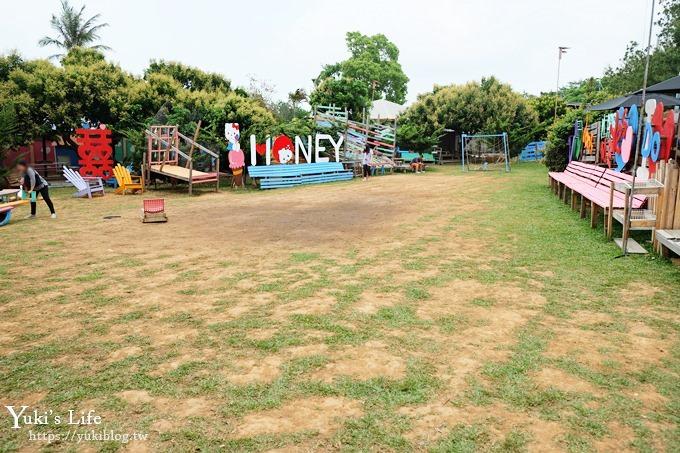 台中景點【公老坪親子餐廳】CP值超高親子景點、小型動物園、手作遊具隨你玩 - yukiblog.tw