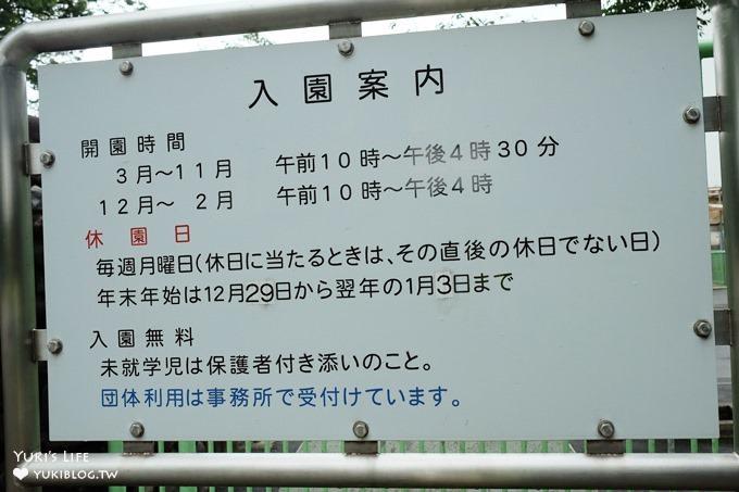 东京免费亲子景点【板桥区立儿童动物园】抱抱天竺鼠萌翻了!喂山羊×溜滑梯野餐好去处 - yukiblog.tw