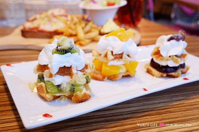 台北信义区【Cupidon Cafe 艾比特咖啡】ATT4FUN甜点下午茶、环境气氛优好拍照(市政府站) - yukiblog.tw