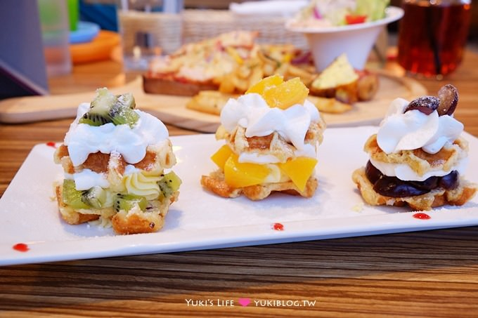 台北信義區【Cupidon Cafe 艾比特咖啡】ATT4FUN甜點下午茶、環境氣氛優好拍照(市政府站) - yukiblog.tw
