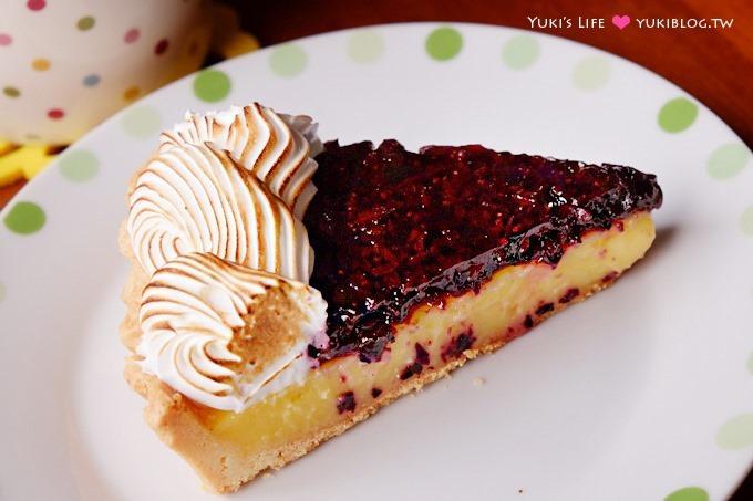 三峽美食【高迪咖啡館】北大特區甜點pizza店(鐵門半開就可以進去搶購) - yukiblog.tw