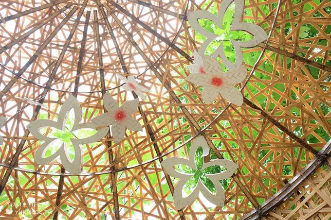 桃園景點【桃園市客家文化館】市區油桐花×桐花祭地景藝術×3D彩繪 - yukiblog.tw