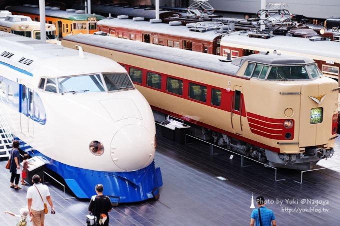 日本‧名古屋┃磁浮列車鐵道館‧リニア鉄道館(必遊推薦行程) (富士X-M1旅拍) - yukiblog.tw