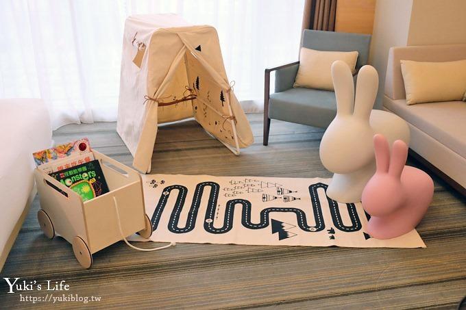 台南親子飯店【COZZI和逸飯店】電動跑車×小火車↬孩子最愛、XBOX遊戲主題客房(有影片哦!) - yukiblog.tw
