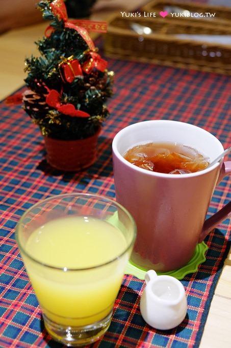 台北美食【曉確幸】繽紛聖誕節Party派對餐❤交換禮物聚餐好去處 @信義店 - yukiblog.tw