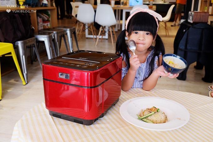 日製智慧美型家電【三菱電機蒸氣回收IH電子鍋】簡單一鍵煮出好吃香甜又彈Q米飯×米飯好吃的秘密