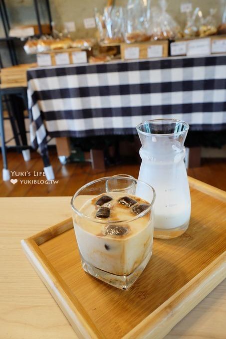 新竹下午茶【好事烘焙House Bakery】漂亮大草皮景觀餐廳×吹泡泡騎腳踏車親子好去處 - yukiblog.tw