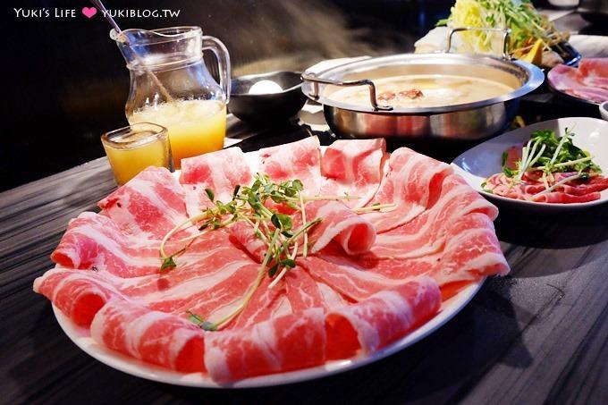 台北美食【好食多涮涮鍋】CP值超高肉超多的平價火鍋●推薦!(雙城店) @中山國小站 - yukiblog.tw