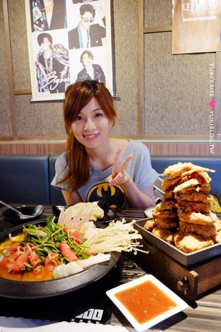 台北車站美食【K-Boom K棒韓式料理】首爾塔炸雞疊疊樂太誇張!部隊鍋超豪華! 好吃推薦