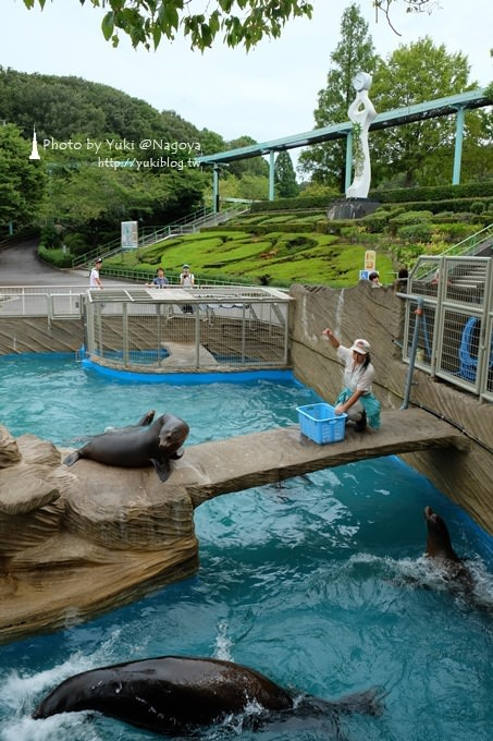 日本名古屋景點┃東山動植物園●接近大自然.發現北極熊、企鵝還有恐龍! - yukiblog.tw