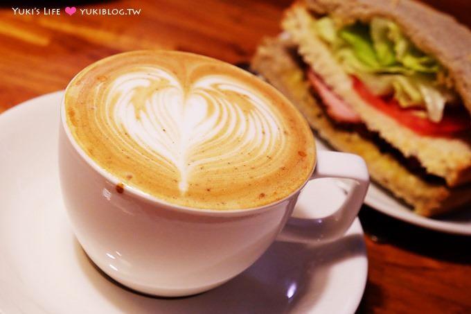 台北下午茶【沐樂咖啡ML. Cafe】文青氣息咖啡館 @忠孝新生站 - yukiblog.tw