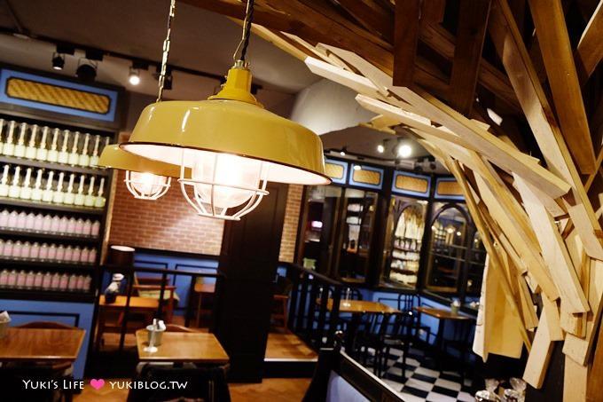 台北美食●東區【FOREST 森林義式餐廳】童話風、適合姐妹下午茶 @忠孝敦化站 - yukiblog.tw