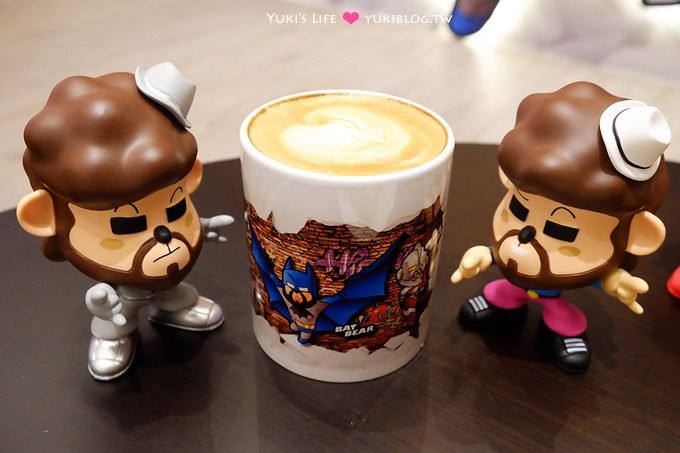 淡水【菲菲熊咖啡馆】免费专业妈妈嘴出品咖啡、亲子淡水一日游行程景点 - yukiblog.tw