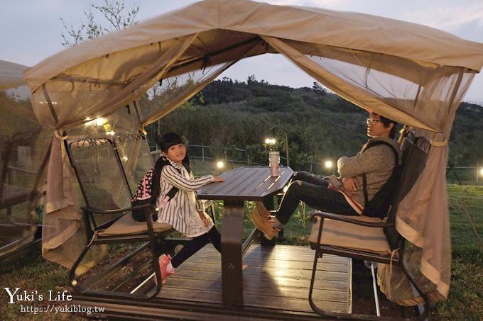 桃園景點【蘆竹古山星辰景觀咖啡】車聚約會新景點×搖椅露天座位好浪漫 - yukiblog.tw