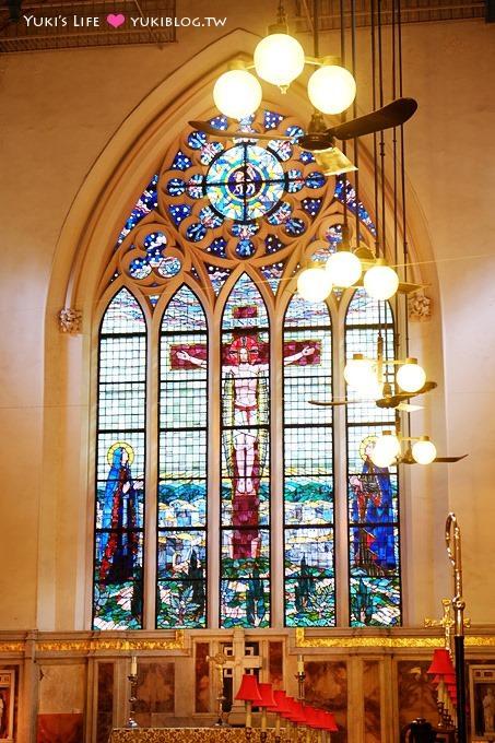 香港自由行【聖約翰大教堂】香港最古老美麗西式教堂景點 @中環站 - yukiblog.tw