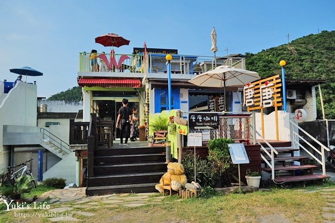 宜蘭景點【地中海Casa】南方澳平價海景餐廳×蘇澳浪漫約會好去處 - yukiblog.tw