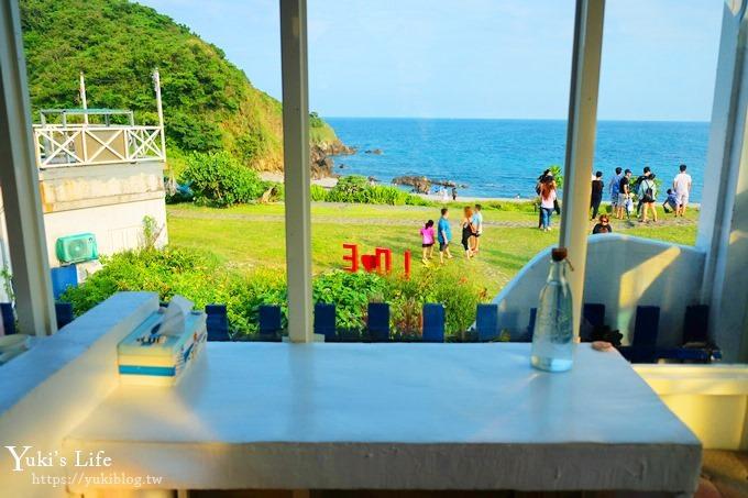 宜蘭景點【地中海Casa】南方澳平價海景餐廳×蘇澳浪漫約會好去處