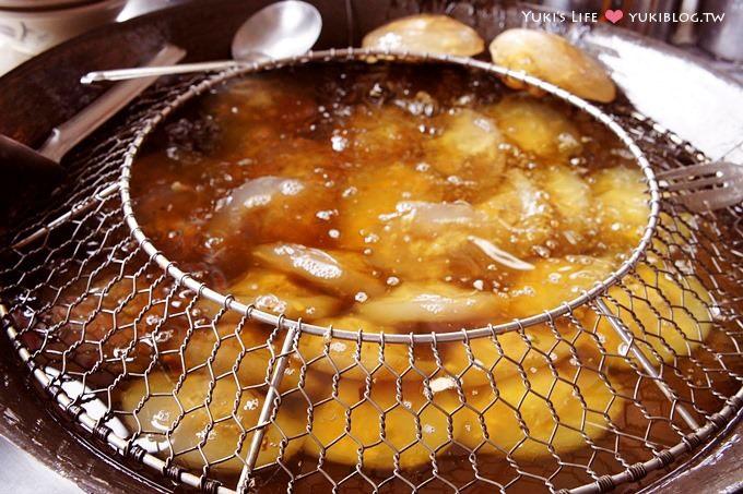 南投美食┃竹山小吃‧廟口百年肉圓 &廟口米糕 ~傳統的好味道! - yukiblog.tw