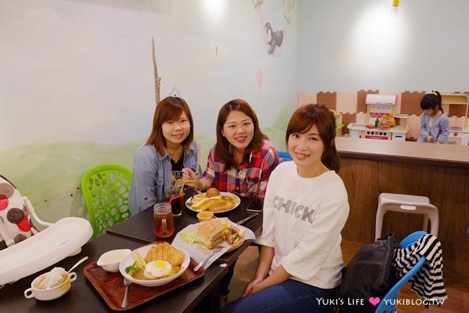 台北親子餐廳【Hello!Jazz!】士林天母區玻璃屋沙坑、好吃又好玩、下雨天玩沙好去處 - yukiblog.tw