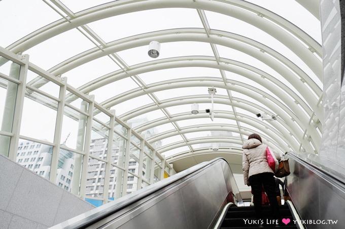 台北信義線之旅【Taipei 101‧四四南村‧蜜朵麗冰淇淋】 @台北101世貿站 - yukiblog.tw