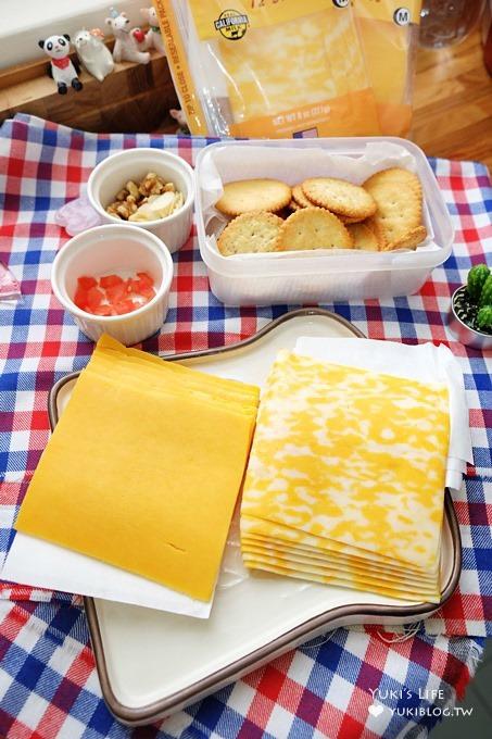 必收藏簡易食譜【加州乳品】親子愛家早午餐運動×牛奶和乳酪的美味結合! - yukiblog.tw