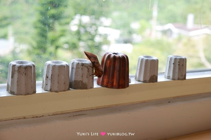 新店【河床工作室】秘境預約制甜點下午茶、台灣精神創意點心(山區開車較方便) - yukiblog.tw