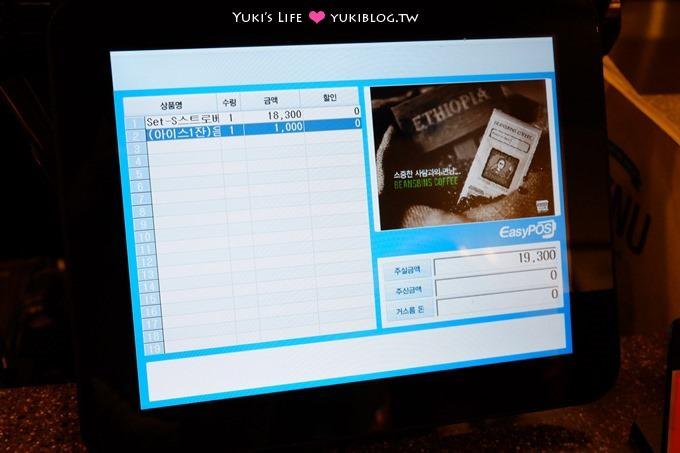 韓國首爾親子自由行【BEANSBINS COFFEE】聽說是必吃鬆餅!!  三清洞&明洞店 - yukiblog.tw