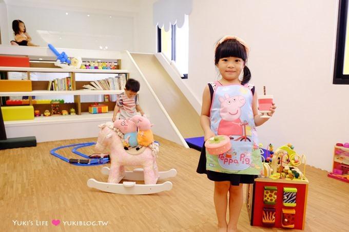士林【露西家】质感童趣亲子餐厅9/8试营运、史努比咖哩饭、日式儿童餐盒@士林捷运站 - yukiblog.tw