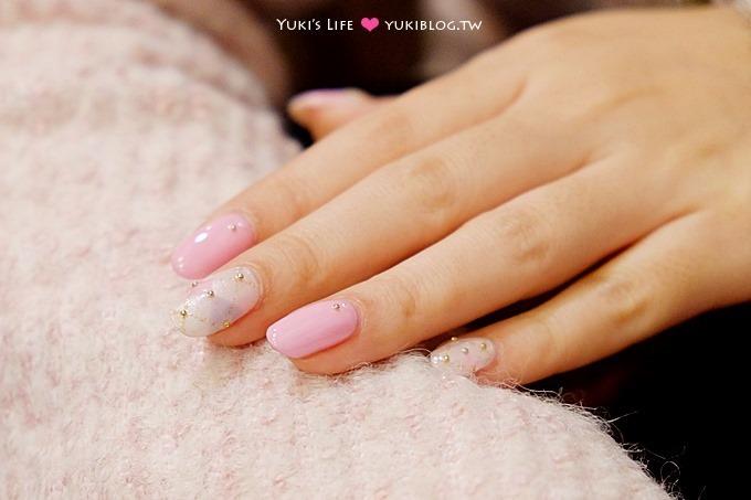 光療【板橋花季美甲】紫色香奈兒誘惑、裸指牛仔布、冬季甜美菱格款 - yukiblog.tw