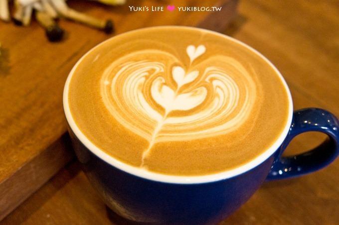 板橋早午餐【Percent CAFE %】低調有質感新開幕咖啡店 @捷運江子翠 - yukiblog.tw