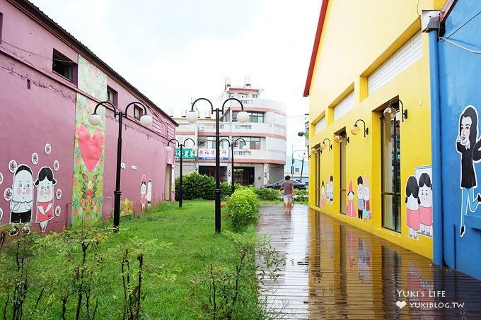 可愛免費景點》彩繪老穀倉百寶村↬超大小美冰淇淋×拍照景點、地方特色伴手禮物產館 - yukiblog.tw