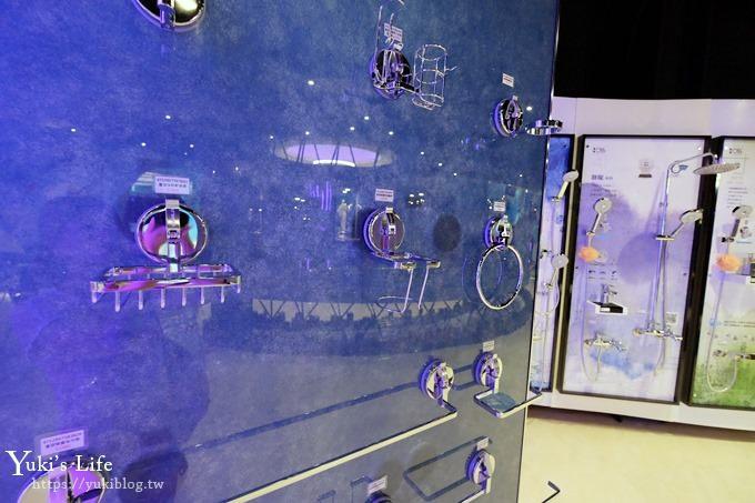 彰化景點【水銡利觀光工廠】世界最大水龍頭×廚衛生活村~親子景點玩沙去~ - yukiblog.tw