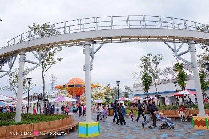 台北景點【兒童新樂園】新兒童樂園超可愛的便宜好玩好拍親子遊地點&奧莉維亞親子餐廳(兒樂館) @劍潭站 - yukiblog.tw